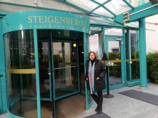 Sabine Schwarze Steigenberger Hotel Frankfurt Langen